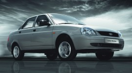 Lada Priora Wallpaper High Definition