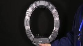 Led Ring Lamp Wallpaper 1080p