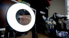 Led Ring Lamp Wallpaper Gallery
