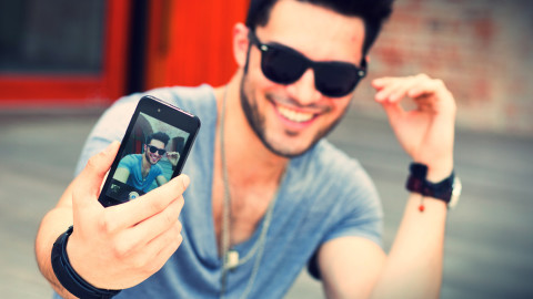 Man Selfie wallpapers high quality