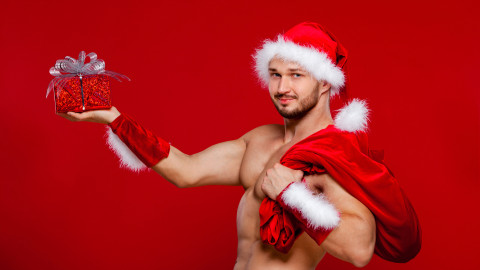 Men Christmas Costumes wallpapers high quality