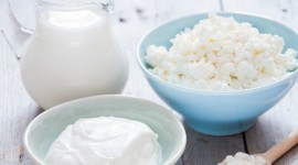 Milk Cheese Desktop Wallpaper