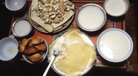 Milk Cheese Desktop Wallpaper HD