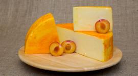 Milk Cheese Wallpaper HD