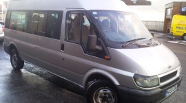 Minibus High Quality Wallpaper