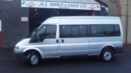 Minibus Wallpaper For PC