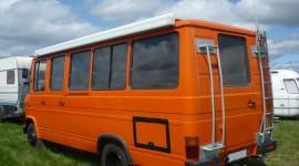 Minibus Wallpaper Free