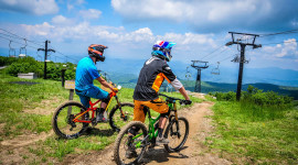 Mountain Bike Desktop Wallpaper Free