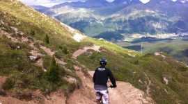 Mountain Bike Wallpaper For PC