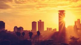 Nairobi Desktop Wallpaper HD