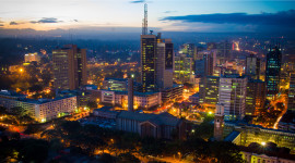 Nairobi Wallpaper HD