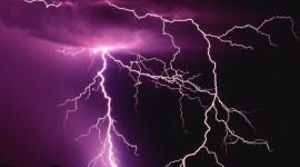 Night Storm Desktop Wallpaper