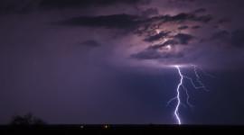 Night Storm Photo