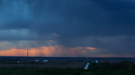Night Storm Photo Download