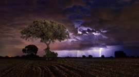 Night Storm Picture Download