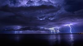Night Storm Wallpaper Gallery