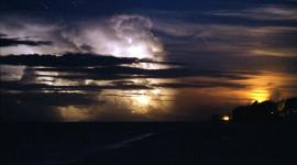 Night Storm Wallpaper HQ
