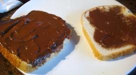 Nutella On Toast Best Wallpaper