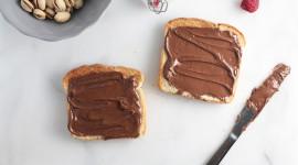 Nutella On Toast Wallpaper