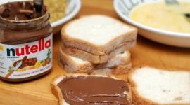 Nutella On Toast Wallpaper For Desktop
