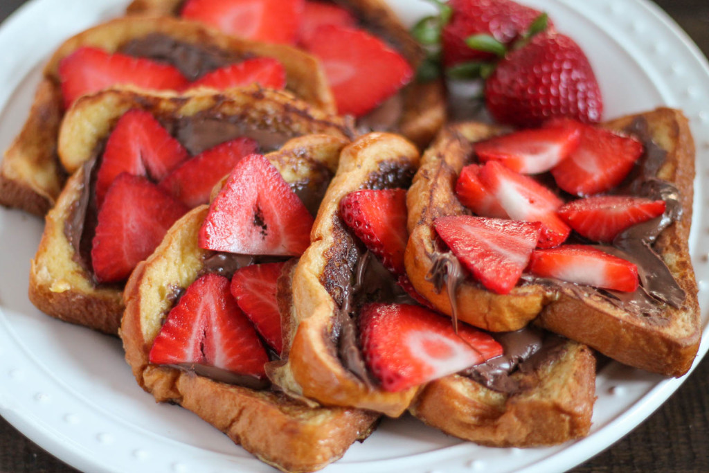 Nutella On Toast wallpapers HD