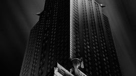 Photo From Skyscrapers Wallpaper For IPhone Free