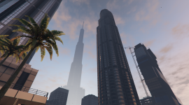 Photo From Skyscrapers Wallpaper HQ