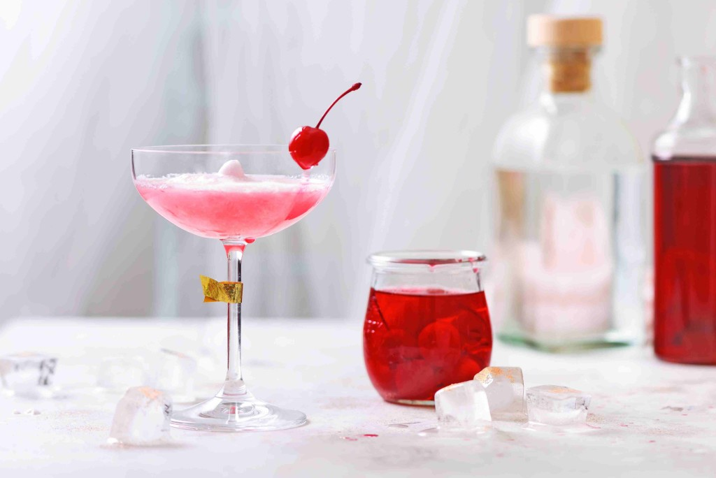 Pink Cocktail wallpapers HD