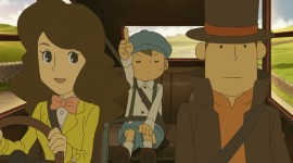 Professor Layton And The Eternal Diva For PC