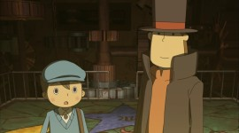 Professor Layton And The Eternal Diva Image
