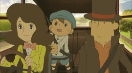 Professor Layton And The Eternal Diva Best