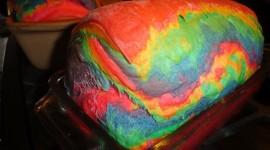Rainbow Sandwich Wallpaper