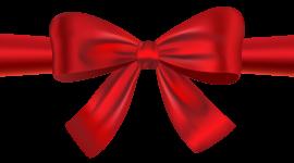 Red Ribbon Wallpaper HD