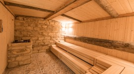 Russian Sauna Wallpaper Full HD