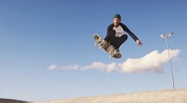 Skateboard Tricks High Quality Wallpaper