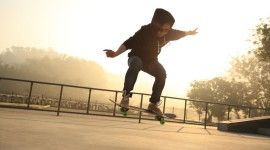 Skateboard Tricks Wallpaper