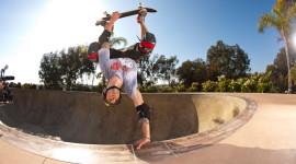 Skateboard Tricks Wallpaper Background