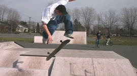 Skateboard Tricks Wallpaper Download