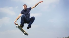 Skateboard Tricks Wallpaper Download Free