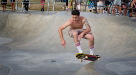 Skateboard Tricks Wallpaper For Desktop