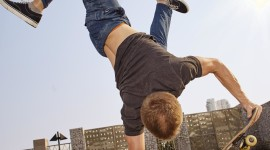 Skateboard Tricks Wallpaper For IPhone Download