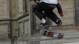 Skateboard Tricks Wallpaper For IPhone Free