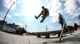 Skateboard Tricks Wallpaper Full HD