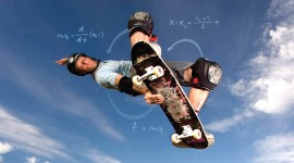 Skateboard Tricks Wallpaper HD
