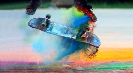 Skateboard Tricks Wallpaper HQ