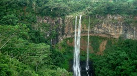 Surla Waterfall Best Wallpaper