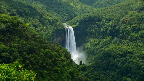 Surla Waterfall wallpapers high quality