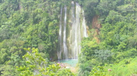Surla Waterfall Wallpaper Download Free