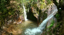 Surla Waterfall Wallpaper For PC