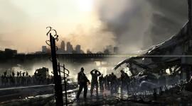 The Zombie Apocalypse Wallpaper